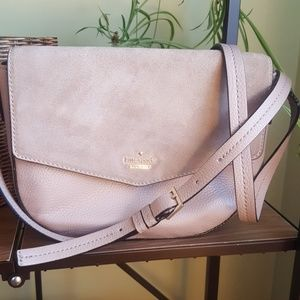 Kate Spade Suede/Leather Crossbody